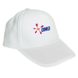 Promotional Cotton Caps in Solid Colors