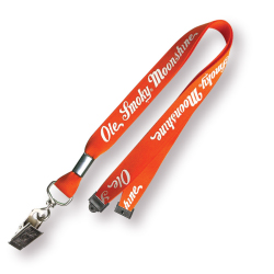 Printable Lanyard with Mobile Holders