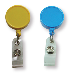 Badge Reels in Round Shape