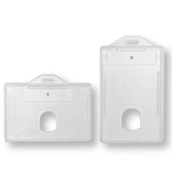 Flexible PVC Card Holders