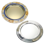 Golden and Silver Awards Plates