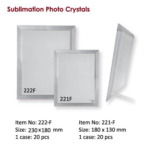 Sublimation Crystals