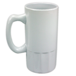 Photo Mugs White in Straight Body