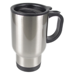 Travel Photo Mugs in Stainless Steel