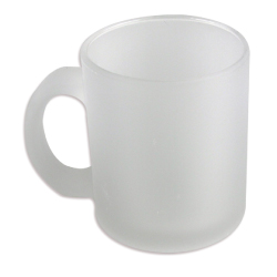 Photo Mugs in Frosted Glass