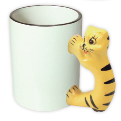 Photo Mugs in Animal Shape