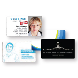 Business Cards Magnet