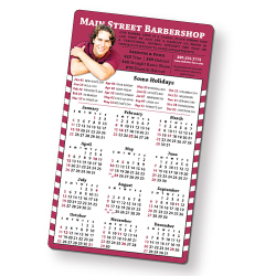 Calendars Magnet