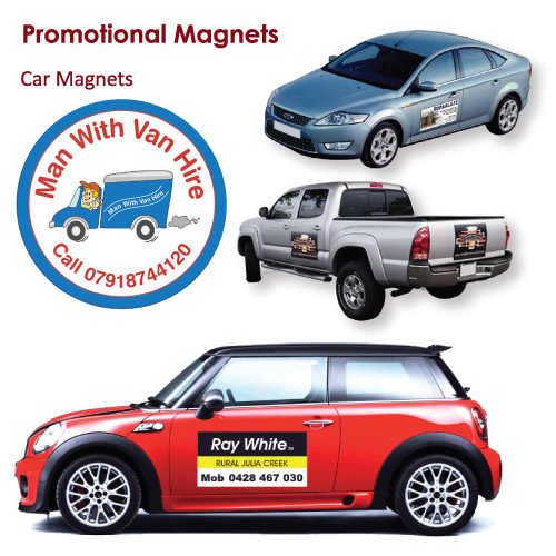 Cars Magnet and Magnetic Car Stickers