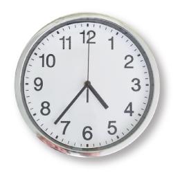 Analog Wall Clocks 591-SS