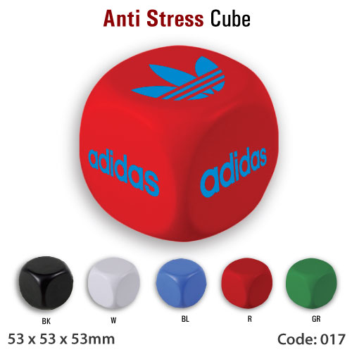 Promotional Anti Stress Cubes