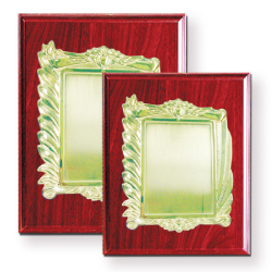 Wooden Plaques Spanish Laserable Plate