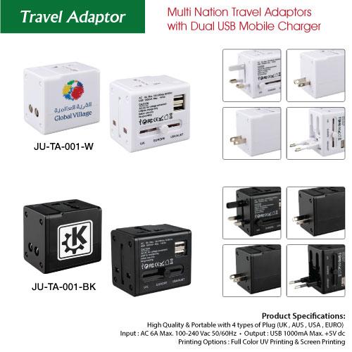 Travel Adaptors