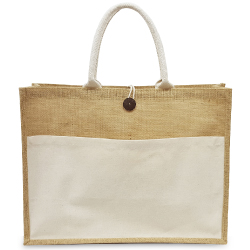 Jute Cotton Bags JSB-08