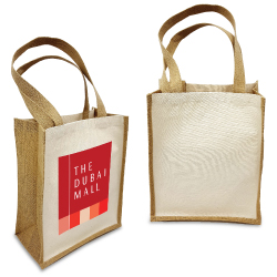 Jute Cotton Bags JSB-09