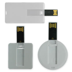 Small Card Shape USB Flash
