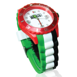 UAE Flag Design  Watches