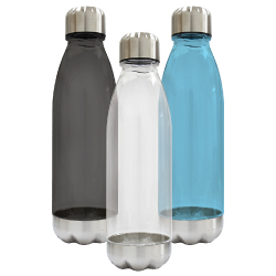 Transparent Water Bottles