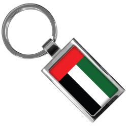 Keychain with UAE National Day Logo