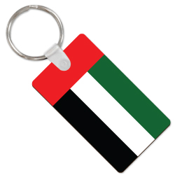 National Day Hardboard Keychains