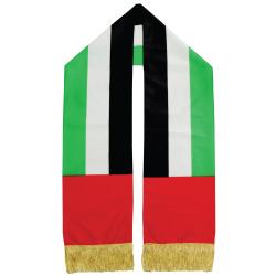UAE Flag Scarf SC-06