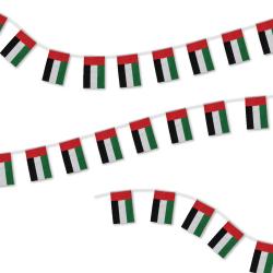 UAE 32pcs String Flag for National Day