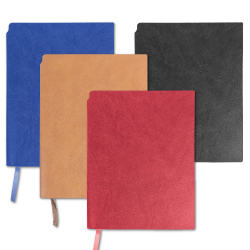 A5 Size PU Leather Notebooks