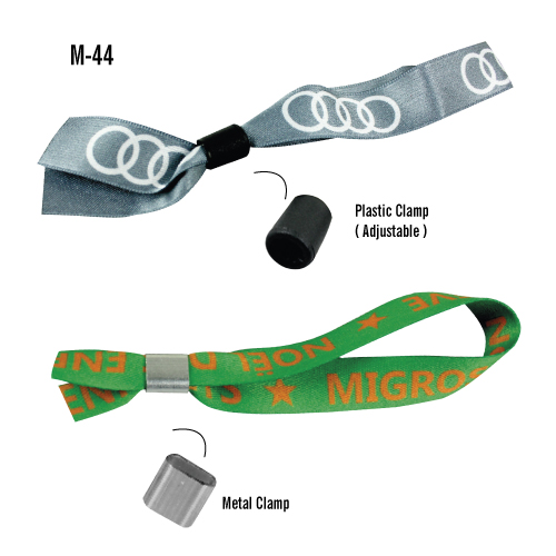 Promotional Event Wristbands
