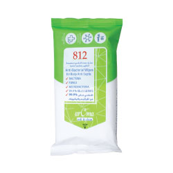 Anti-Bacterial Wipes HYG-04