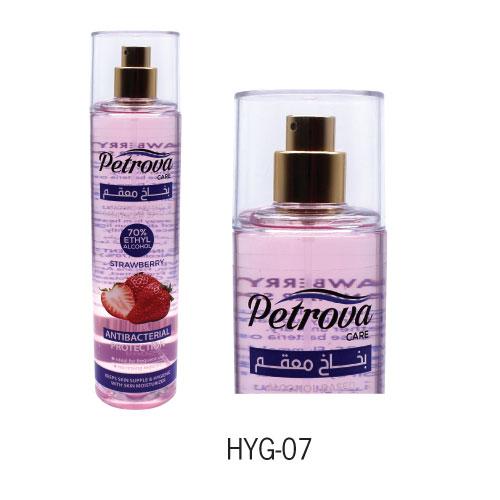 Petrova Alcohol Based Sanitizers HYG-07