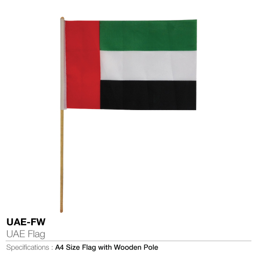 UAE Day Flags UAE-FW