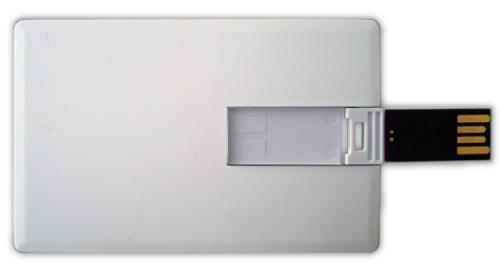 Card Shaped USB 8GB