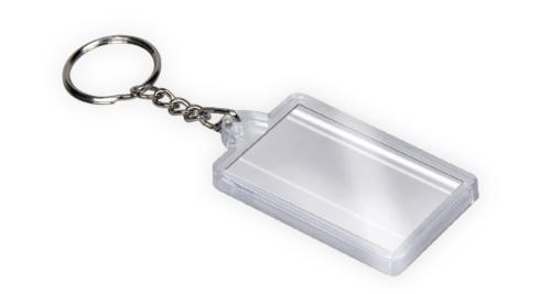 Acrylic Keychain - 007-D