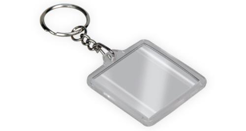 Acrylic Keychain 007-F