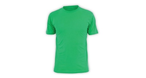 Cotton T-shirt - Green Color