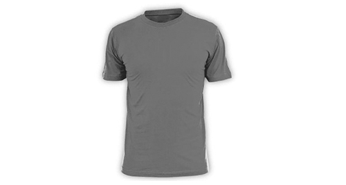 Cotton T-shirt - Grey Color